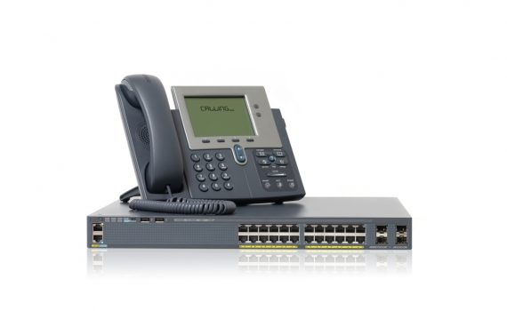 Business phone for VoIP Systems