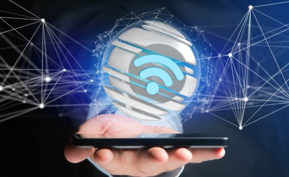 Wireless Network Concept